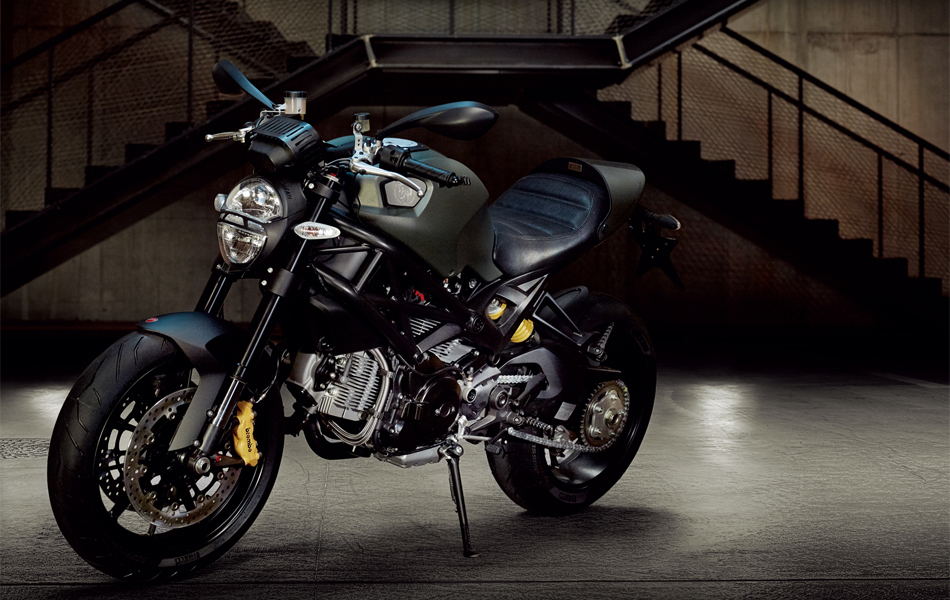 Veja imagens da nova Ducati Monster Diesel - fotos em Auto ...