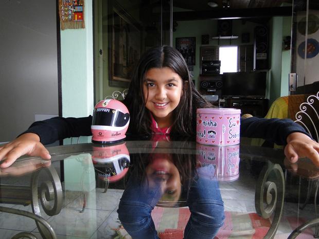 Paula Silva Fullana é nota dez quando assundo é educação financeira (Foto: Alex Araújo/G1)