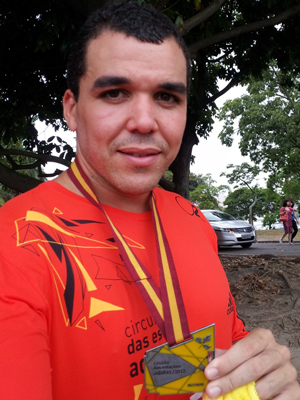 Rian Barreto - VC no Bem Estar (Foto: Arte/G1)