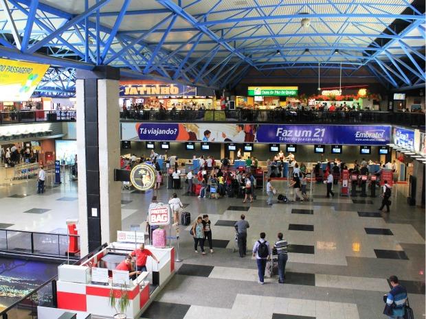 Aeroporto Afonso Pena Curitiba : G polícia federal faz operação padrão nos aeroportos de