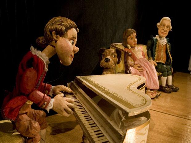 Peça de marionetes ganhou como melhor montagem no Festival Ibero-Americano de Teatro (Foto: Divulgação Companhia Cachirulo. )