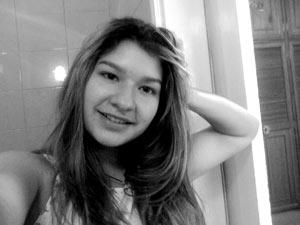 A jovem Karen Berendique em foto não datada (Foto: Reuters)