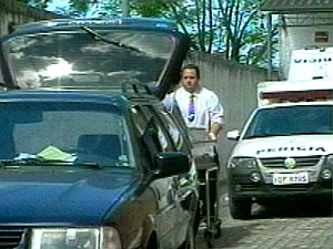 Corpos das cinco vítimas de acidente na BR-392 são liberados no RS (Foto: Reprodução/RBS TV)