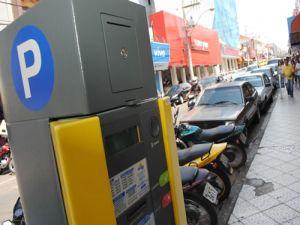 Parquímetros passam a funcionar para valer nesta segunda-feira.  (Foto: Divulgação/ Prefeitura de Botucatu)