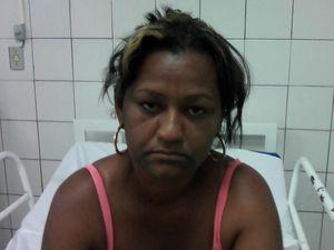 A mulher teria chegado com roupa e começou a se despir durante uma crise nervosa (Foto: Divulgação/Hospital de Carmópolis)