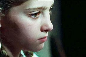 Willow Shields, como Primrose, em 'Jogos vorazes' (2012) (Foto: Divulgação)