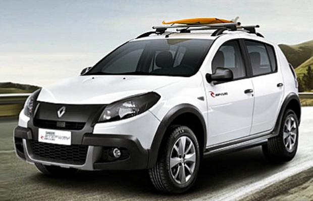 Renault Sandero Stepway Rip Curl (Foto: Divulgação)