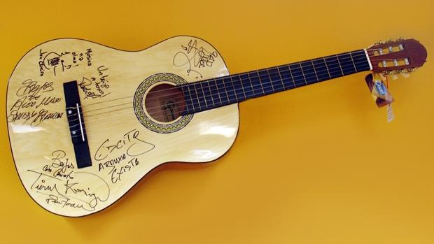 Quer ganhar um violão autografado por Ivete Sangalo? (Foto: Divulgação)