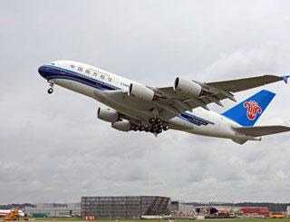a380 (Foto: Airbus Company/Divulgação)