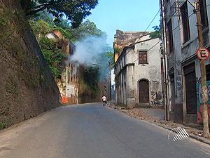 Ladeira da Montanha (Foto: Reprodução/TV Bahia)