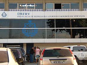 SSP registra 34 roubos a veículos em Salvador e RMS em menos de 24h (Foto: Reprodução/TV Bahia)