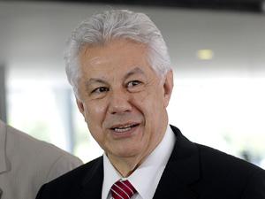 O líder do governo, deputado Arlindo Chinaglia (PT-SP) (Foto: Wilson Dias / Ag. Brasil)