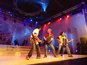 Grupo Tradição (Foto: Reprodução/TV Morena)