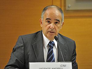 Vincente Andreu, diretor da ANA (Foto: Elza Fiúza/Abr)