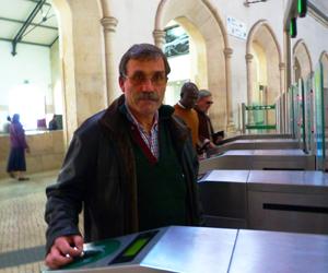 Portugueses mudam hábitos de vida (Foto: Jair Rattner/BBC Brasil )