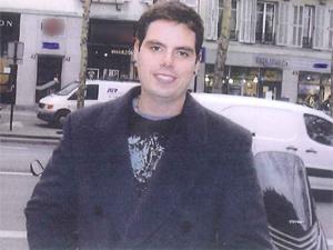 Igor Pessali foi preso no aeroporto de Nova York (Foto: Arquivo Pessoal)