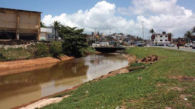 rio das pedras; boca do rio; bahia (Foto: Reprodução/Caminho das Águas)
