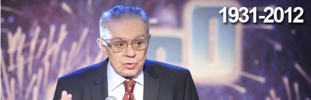 Morre o humorista Chico Anysio (Morre o humorista Chico Anysio (João Cotta/TV Globo))