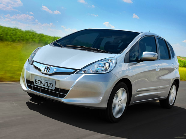 Auto Esporte Honda Fit 2013 Com Mudan 231 As Visuais Parte