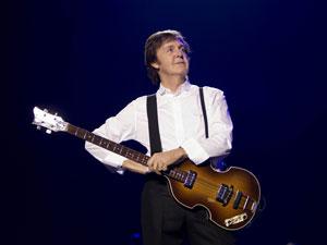 Paul McCartney (Foto: Divulgação)