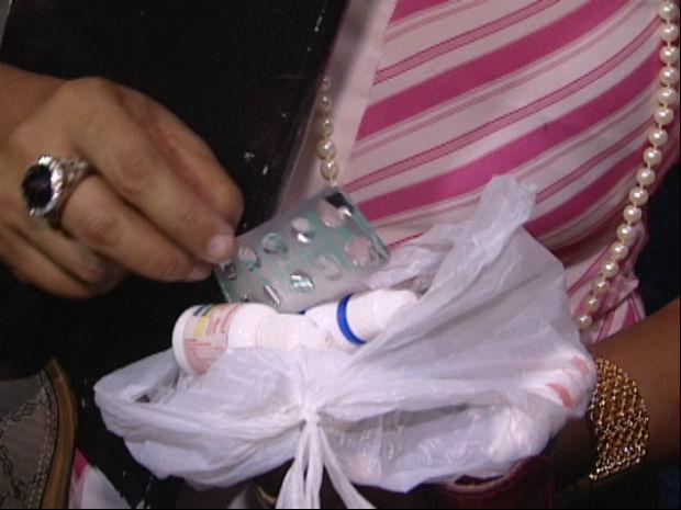Mãe tenta matar quatro filhos com medicamentos, diz polícia (Foto: Reprodução/TV Gazeta)