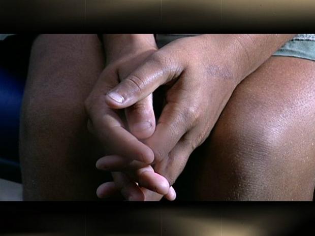Menina de 11 anos sofre abuso sexual de vizinho, no Espírito Santo (Foto: Reprodução/TV Gazeta)