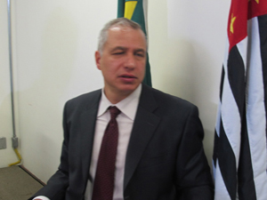 Promotor  (Foto: Rafael Sampaio/ G1 )