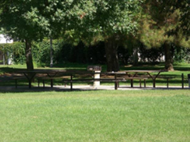 Ato sexual ocorreu no parque Everman. (Foto: Divulgação)