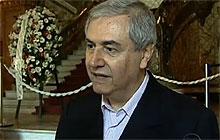 Diretor-geral da Rede Globo, Octavio Florisbal fala sobre Chico Anysio (Foto: Reprodução/TV Globo)
