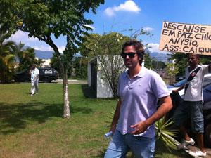 Bruno Mazzeo (Foto: Janaína Carvalho/G1)