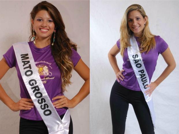 miss surda são paulo, miss surda MT (Foto: Julio Caesar/ Miss Surda Brasil)