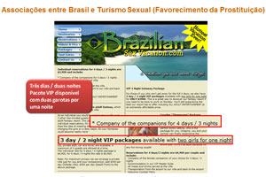 ministério do turismo notifica páginas sites (Foto: Divulgação)