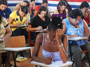 Professores concorrerão a cavas temporárias em seletivo no Maranhão (Foto: O Estado)