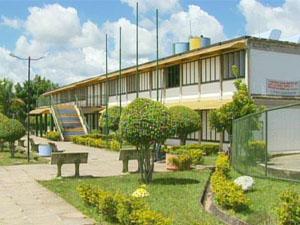 Fato aconteceu na Escola Municipal Nossa Senhora Aparecida (Foto: Reprodução EPTV)