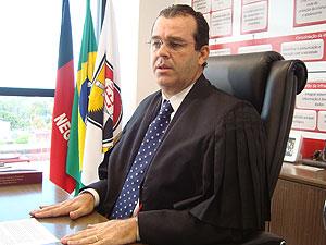 Procurador-geral da Paraíba Oswaldo Trigueiro  (Foto: Jhonathan Oliveira/G1)
