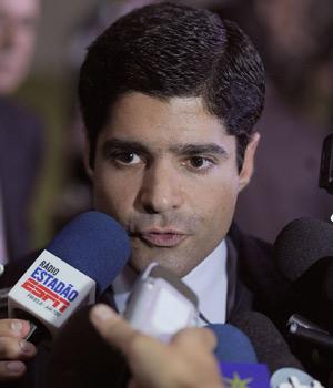 Deputado ACM Neto, líder do DEM na Câmara (Foto: Agência Câmara)