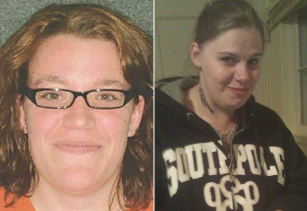 Em 2011, a americana Jessalyn Stierwalt foi presa na cidade de Beatrice, no estado de Nebraska (EUA), depois que pediu para dois amigos esfaquearem-na para que ela não precisasse ir a um encontro com seu oficial de condicional.  (Foto: Reprodução)