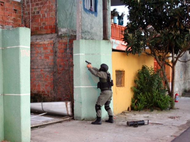 Programa Unidade Paraná Seguro foi instalado em março de 2012 (Foto: Giovani Santos/Polícia Civil/SESP/Divulgação)