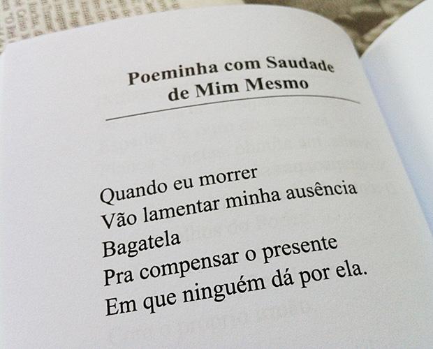G1 Millôr Fernandes Escreveu Poema Sobre A Própria Morte