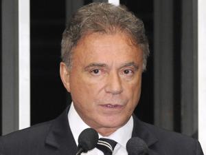 O líder do PSDB no Senado, Alvaro Dias (PR) (Foto: Waldemir Barreto/Agência Senado)