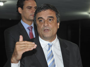 O ministro da Justiça, José Eduardo Cardozo (Foto: Valter Campanato / Agência Brasil)
