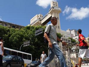 Elevador Lacerda (Foto: Egi Santana)
