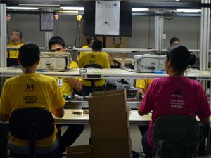 Empresas oferecem 10 mil vagas de empregos no município (Foto: Tiago Campos/G1)