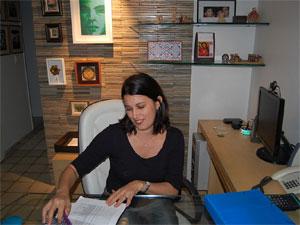 Margarida Antunes, gastro-pediatra do Recife (Foto: Roberta Rêgo/G1)