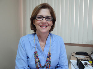 Alergologista Nilza Lyra  (Foto: Katherine Coutinho/G1 PE)