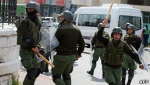 Israel promete reagir para impedir protesto palestino (Foto: AFP)