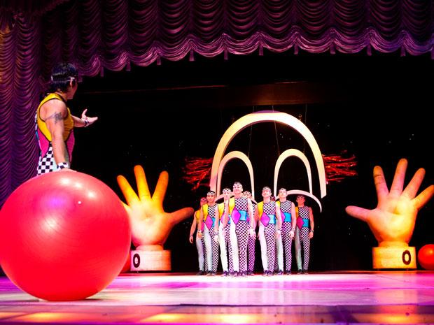 Circo Tihany (Foto: Divulgação)