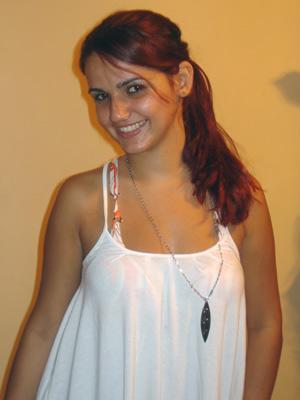 Juliana passou no último concurso do INSS (Foto: Arquivo Pessoal)