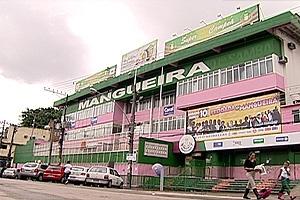 Quadra da Mangueira (Foto: Reprodução TV Globo)