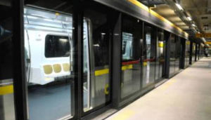 Metrô de São Paulo (Foto: BBC)